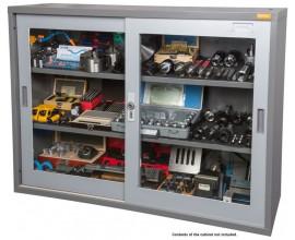 Cabinet Glass Doors Lockable
