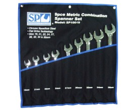 Spanner Set Jumbo SP10019