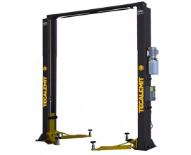 Two Post Clear Floor Hoist - 4,200kgs